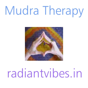 mudra therapy Mudra is an ancient sanskrit term meaning, gesture we use mudras in yoga to cultivate a greater sense of awareness to certain energetic fields within the subtle body in other words, we can use them to help us meditate and open up our chakras.